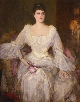 Portrait Of Lady Lyle