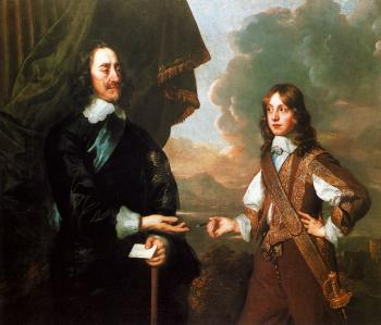 Charles I An The Duke Of York