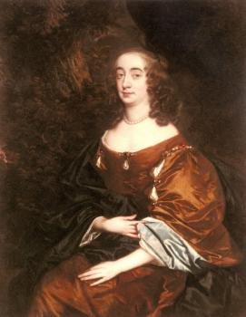 Portrait Of Elizabeth Countess Of Cork