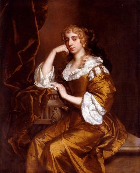 Portrait Of Mrs Charles Bertie