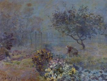 Foggy Morning, Voisins