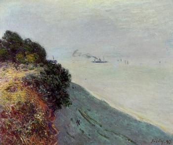 Alfred Sisley : The English Coast, Penarth
