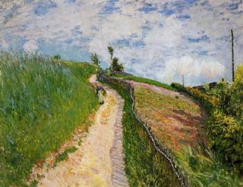 The Hill Path, Ville d'Avray
