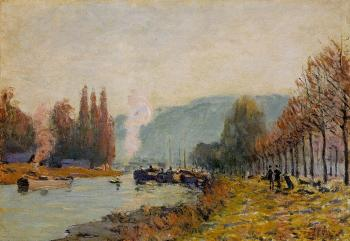 The Seine at Bougival III