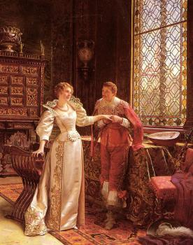 Frederic Soulacroix : The Marriage Proposal