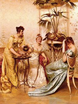 Frederic Soulacroix : The Tea Party