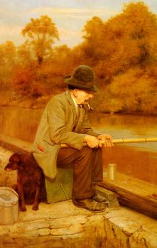 Charles Spencelayh : Patience