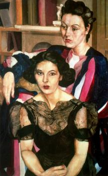 Stanley Spencer : The Sisters