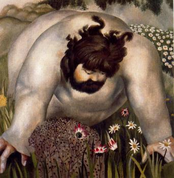 Stanley Spencer : Christ in the Wilderness, Consider the Lilies