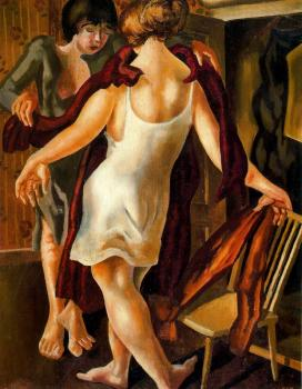 Stanley Spencer : Choosing a Dress