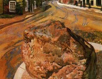 Stanley Spencer : The Tarry Stone, Cookham