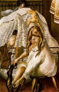 Stanley Spencer : Going to Bed