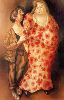 Stanley Spencer : Beatitude 4, Passion or Desire