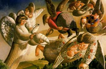 Stanley Spencer : Angels Of the Apocalypse