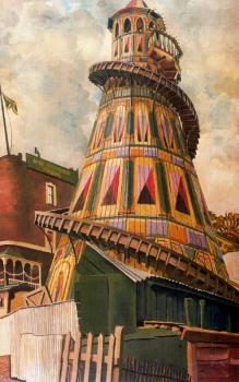 Helter Skelter, Hampstead Heath
