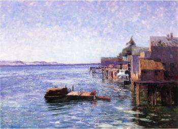 Theodore Clement Steele : Puget Sound