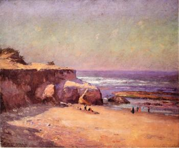 Theodore Clement Steele : On the Oregon Coast