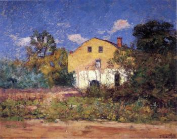 Theodore Clement Steele : The Grist Mill