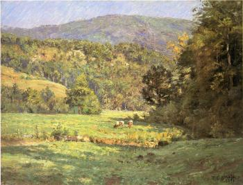 Theodore Clement Steele : Roan Mountain