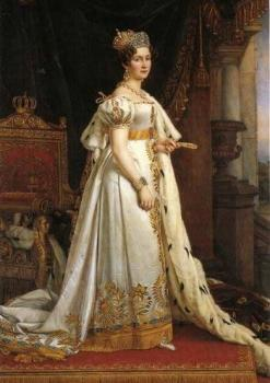 Portrait of Therese, Queen of Bavaria