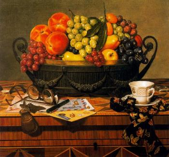 Stone Roberts : Dressing table still life