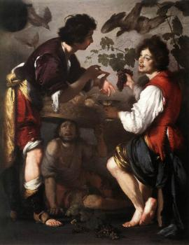 Bernardo Strozzi : Joseph Telling his Dreams