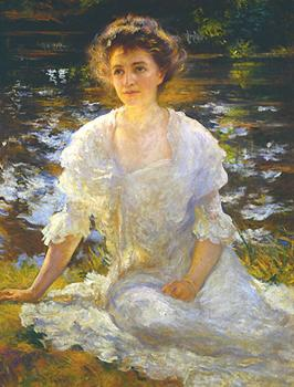 Portrait of Eleanor Hyde Phillips