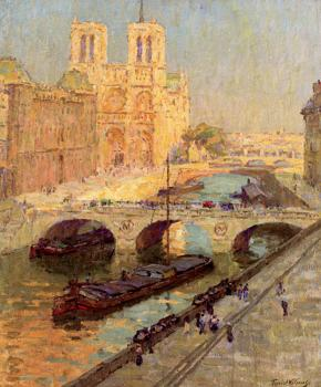 Terrick Williams : Notre Dame Paris