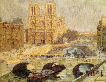 Terrick Williams : Notre Dame Paris II