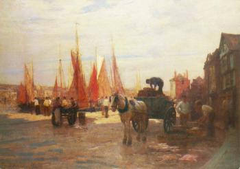 Terrick Williams : On The Dockside