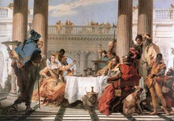 The Banquet of Cleopatra II
