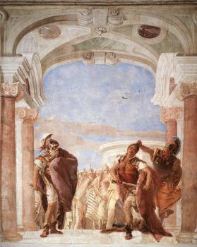 Villa Valmarana The Rage of Achilles