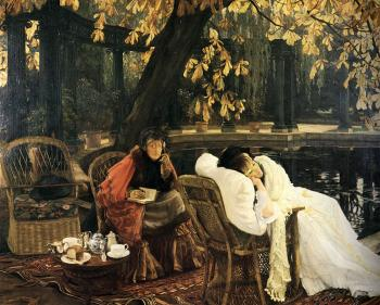 James Tissot : A Convalescent II