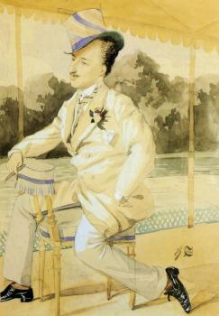 James Tissot : TA Dandy
