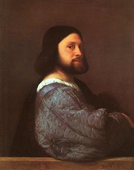 Titian : Portrait of a Man II