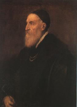 Titian : Self-Portrait