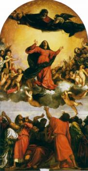 Titian : Assumption