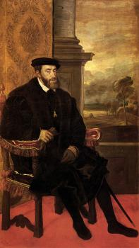 Titian : Emperor Charles