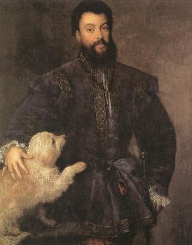 Titian : Federigo Gonzaga Duke of Mantua