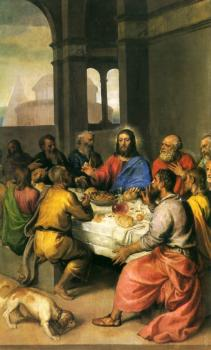 Titian : The Last Supper