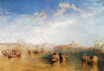 Joseph Mallord William Turner : Giudecca, la Donna della Salute and San Georgio