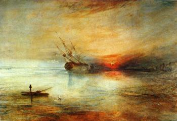 Joseph Mallord William Turner : Fort Vimieux