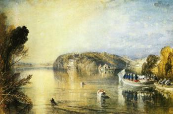 Joseph Mallord William Turner : Virginia Water