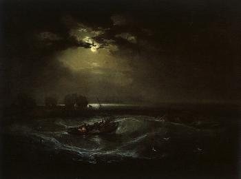 Fishermen at Sea
