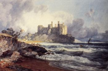 Turner, Joseph Mallord William - Conway Castle