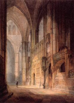 Turner, Joseph Mallord William - St. Erasmus in Bishop Islips Chapel, Westminster Abbey