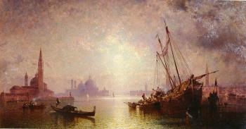 Franz Richard Unterberger : Venice