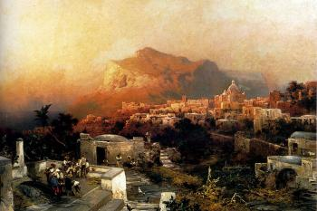 Franz Richard Unterberger : Capri