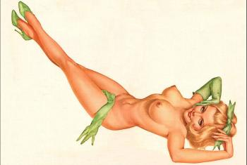 Pinup 1968 Playboy