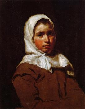 Young Peasant Girl